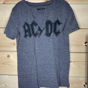ACDC, grey, size large